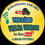 Logo da emissora Rádio Web Voz da Verdade